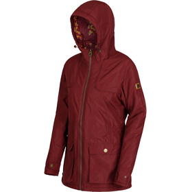 Regatta Bechette Jacket Women Burgundy